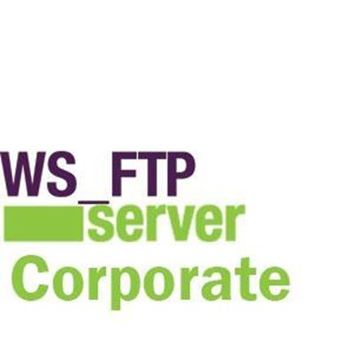 WS_FTP Server Corporate 2-5 License + 1 Year Support